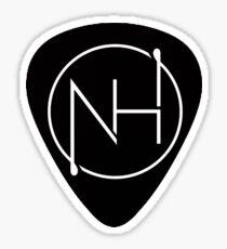 Pegatina Niall solo logo- selección de guitarra