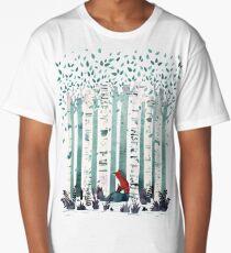The Birches Long T-Shirt