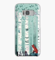 The Birches Samsung Galaxy Case/Skin