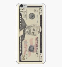 50 US Dollar Bill iPhone Case
