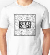 Hangry Hippo Harold T-Shirt