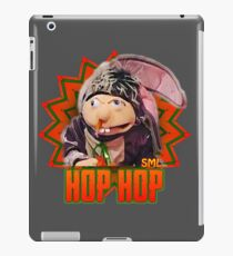 Vinilo o funda para iPad SML JEFFY HOPS