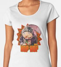 SML JEFFY HOPS Women's Premium T-Shirt