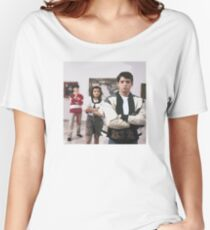 Ferris Bueller's Day Off- Art Gallery Women's Relaxed Fit T-Shirt