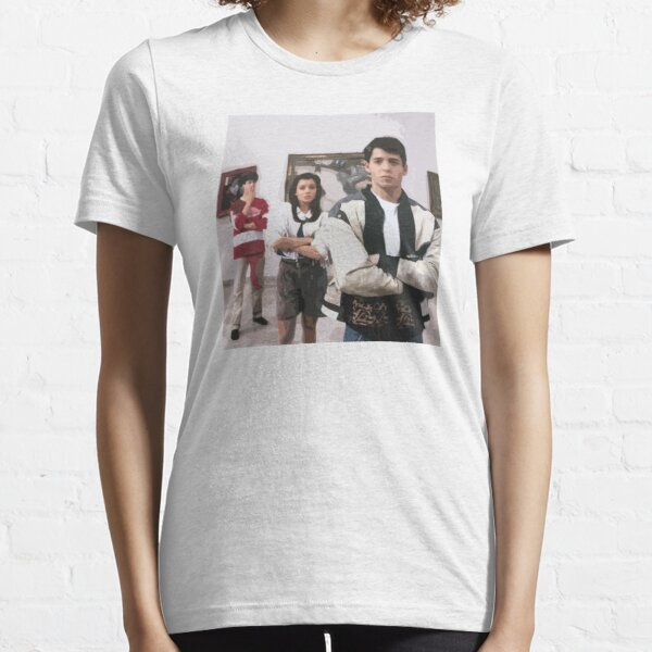 Ferris Bueller's Day Off- Art Gallery Essential T-Shirt