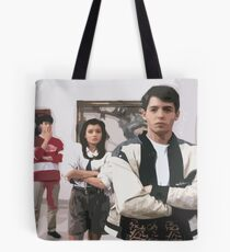 Ferris Buellers Day Off-Art Gallery Tote Bag