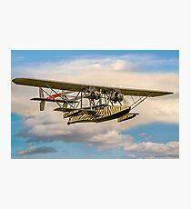 "Sikorsky S-38B replica N-28V ""Osa's Ark"" Photographic Print"