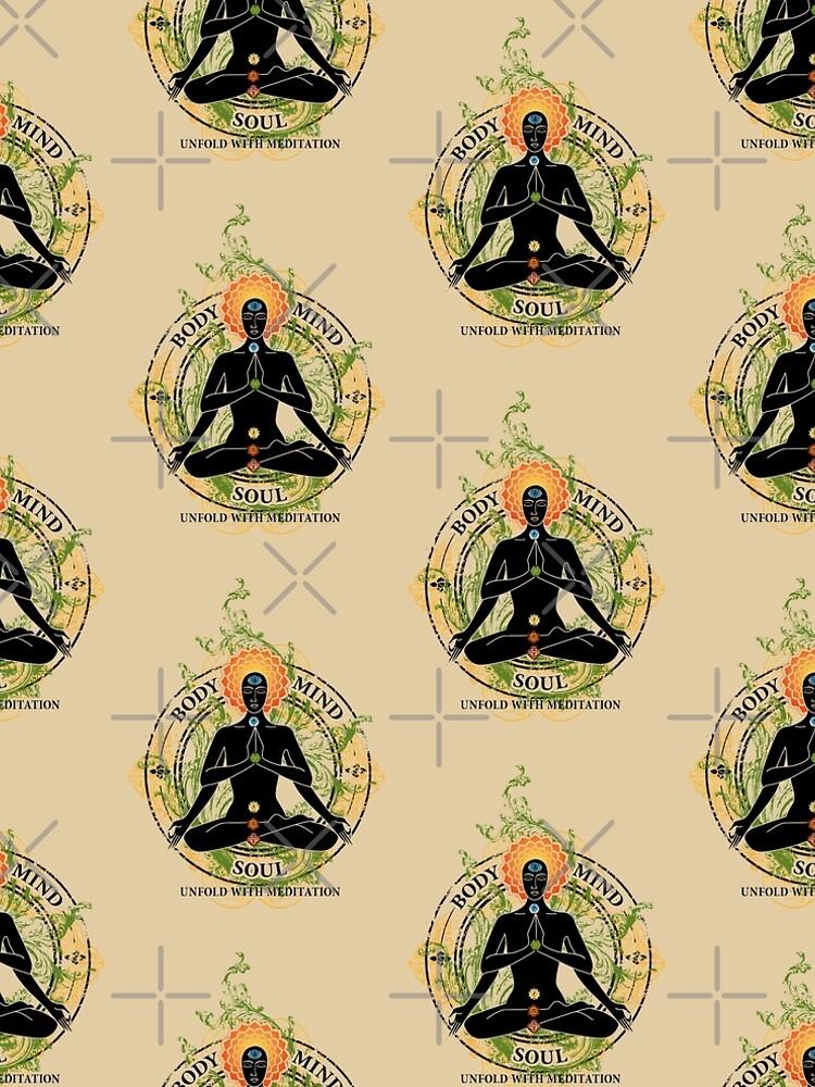 Yoga : Mind Body and Soul KUNDALINI by ramanandr