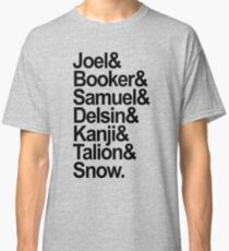 Troy Baker's characters Classic T-Shirt