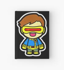 chibi laser eyes Hardcover Journal