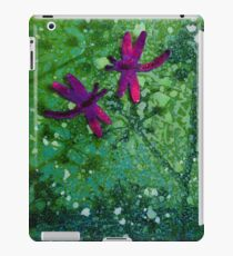 Two Few Over the Dragonfly Nest iPad Case/Skin