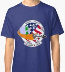 STS-51-L PATCH Classic T-Shirt