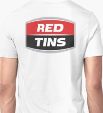 Red Tins West End Beer Unisex T-Shirt