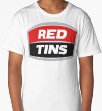 Red Tins West End Beer Long T-Shirt
