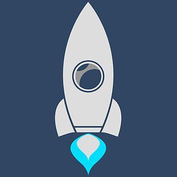Rocketeer by ECink