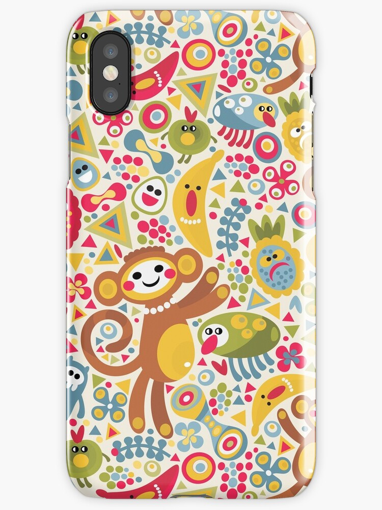 Monkey by Ekaterina Panova
