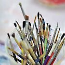 Art Room Brushes by photolodico