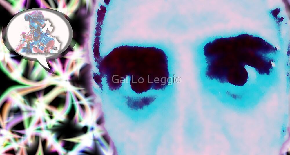 Thinking of you by Gal Lo Leggio
