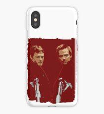 Boondock saints iPhone Case/Skin