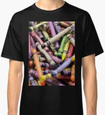 Crayons and Depth of Field Yum Classic T-Shirt