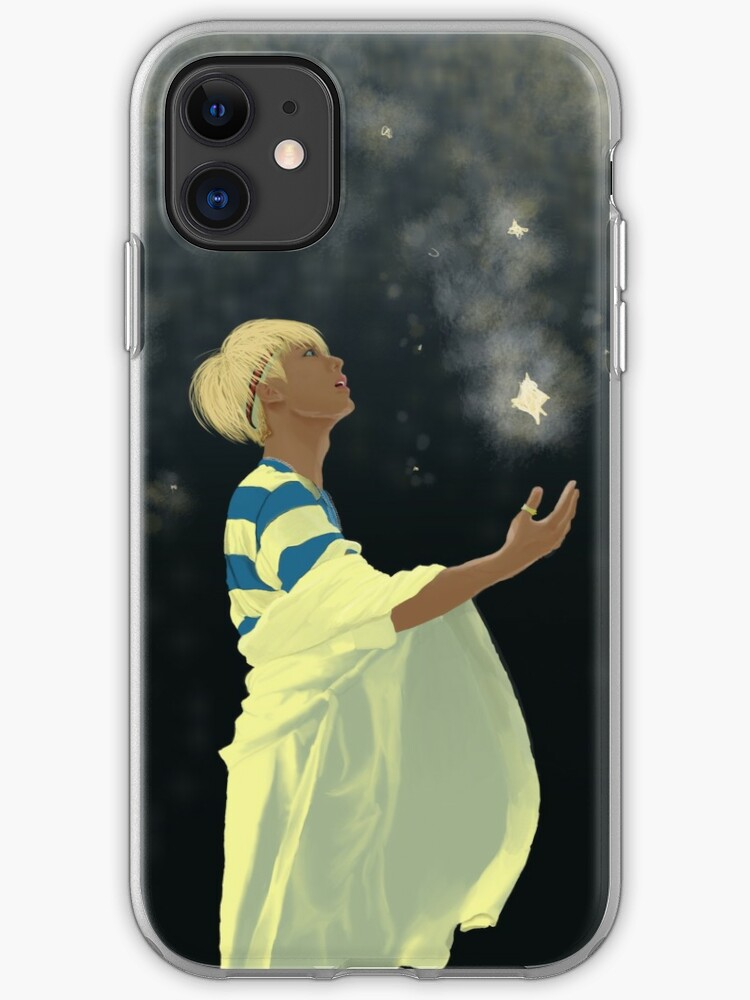 Bursts of light iphone case