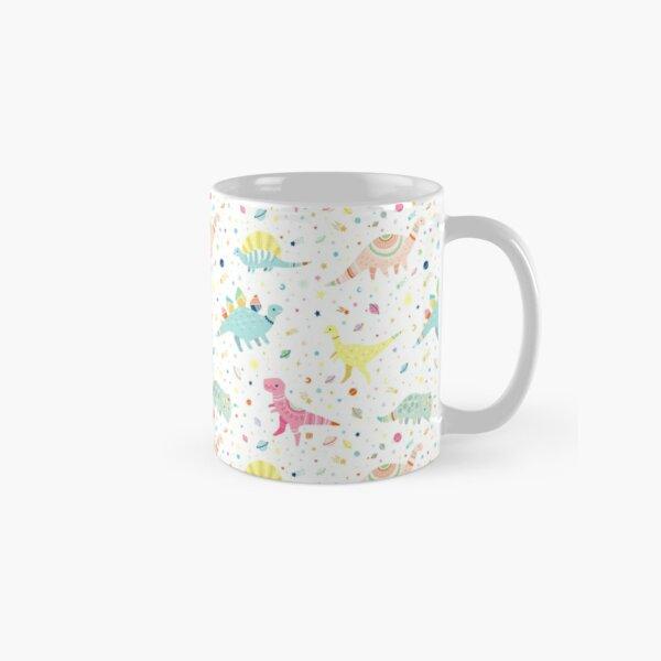 Dinosaur Pattern Classic Mug