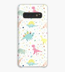 Dinosaur Pattern Case/Skin for Samsung Galaxy