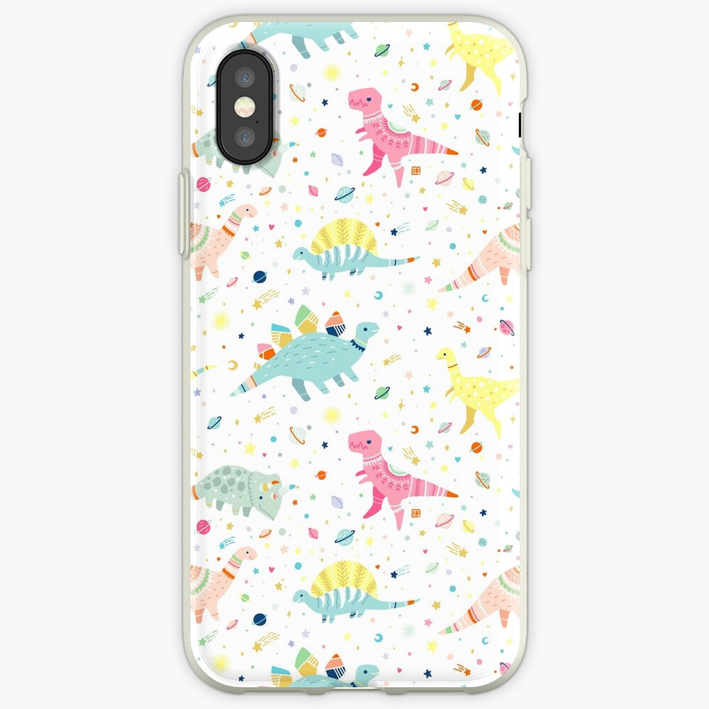 Dinosaur Pattern iPhone Case & Cover