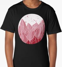 Sunset Mountain ! Long T-Shirt
