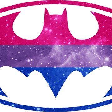 Bat Pride - Bisexual by barflybart