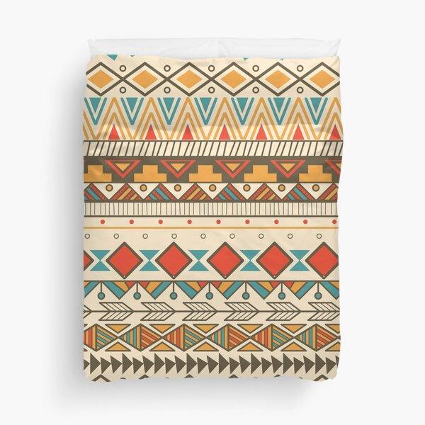 Aztec pattern 03 Duvet Cover