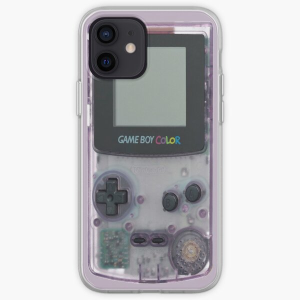 GameBoy Color - Classic Gamestuff iPhone Soft Case