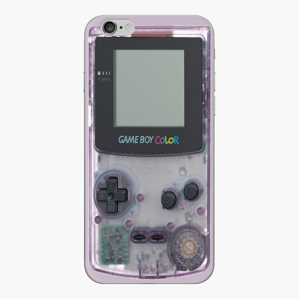 GameBoy Color - Classic Gamestuff iPhone Klebefolie