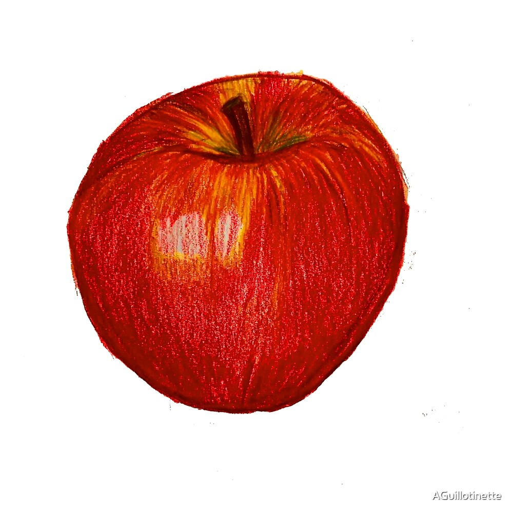 Apple a Day by AGuillotinette