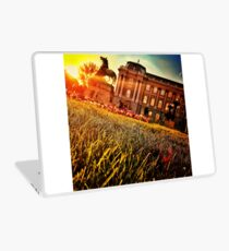 Wake Up Positive Today. Join the Happiness Movement Laptop Skin
