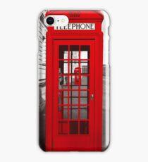 London - Telephone iPhone Case/Skin
