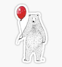 Party Bear! Sticker