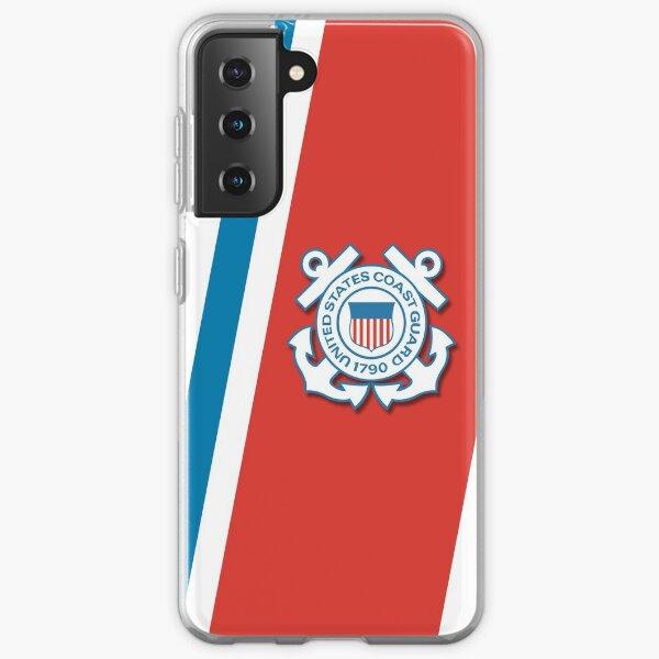 United States Coast Guard - Semper Paratus Samsung Galaxy Soft Case