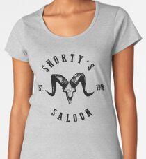 Shorty's Saloon Women's Premium T-Shirt