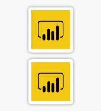 PowerBI Sticker