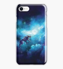 [VLD] Blue space iPhone Case/Skin