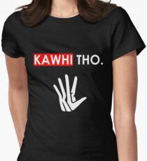 KAWHI THO Tailliertes T-Shirt