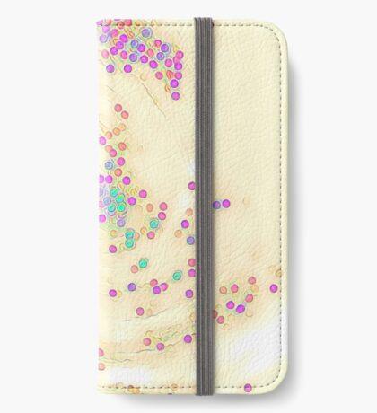 Color Wave iPhone Wallet