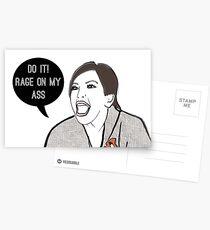 Rage  Postcards