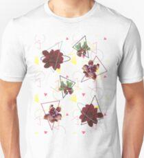 Spatial Succulents #redbubble #decor #buyart T-Shirt