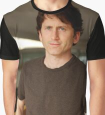 Todd Howard wants your money Graphic T-Shirt