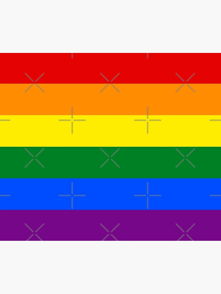 Gay Pride Rainbow Flag by ThatGirlTheyKno