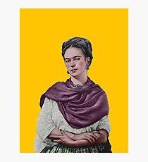 Kahlo Photographic Print
