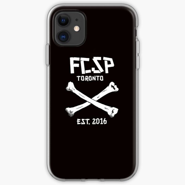 FCSP Toronto EST. 2016 Logo iPhone Soft Case