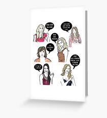 Beverly Hills Greeting Card